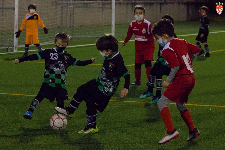 FOTOS / Silvia Esteban (RFFM) - Una tarde de fútbol 7 en los campos federativos de Valdebernardo (PREBENJAMÍN - Grupo 25 Jornada 2)