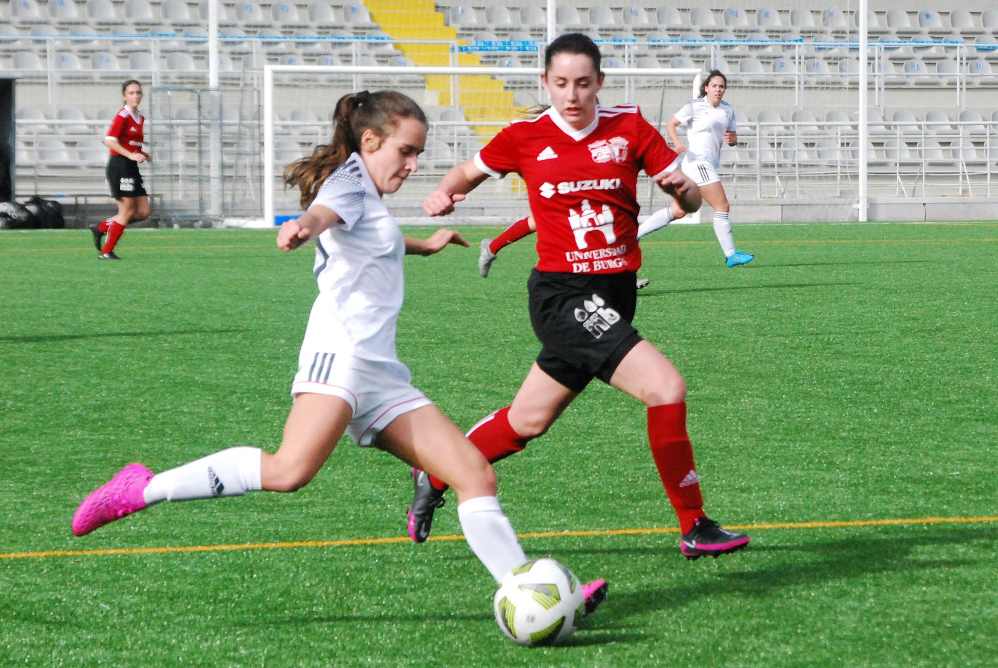 FOTOS / Sara Olmos (RFFM) - Madrid CFF C - N. S. Belén 0-2 (Primera Nacional Femenina - Gr. 5 - Jornada 13)