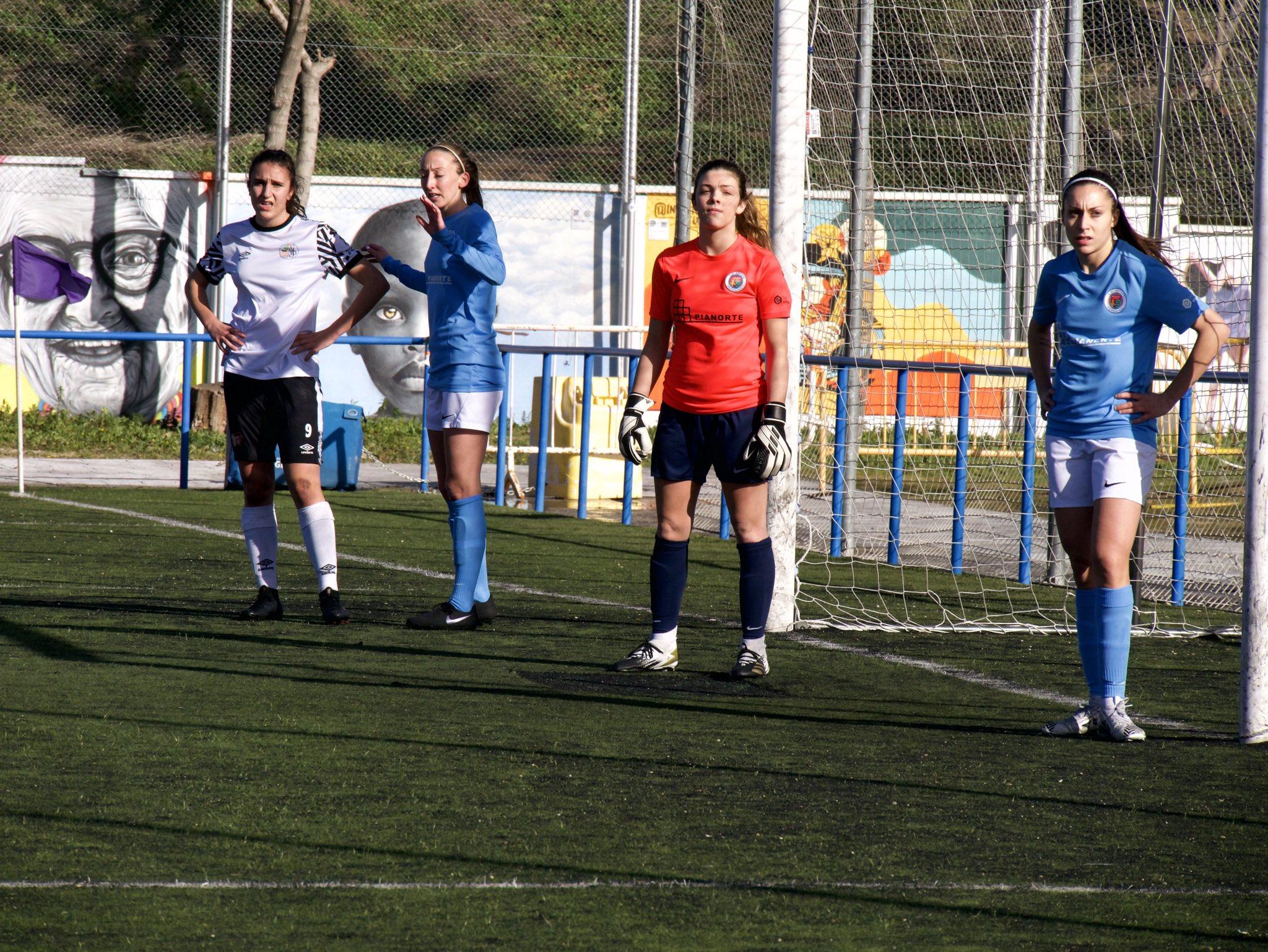 VÍDEO / Andrés Santana (RFFM) - CD Getafe - Salamanca 1-0 (Primera Nacional Femenina - Gr. 5 - Jornada 13)