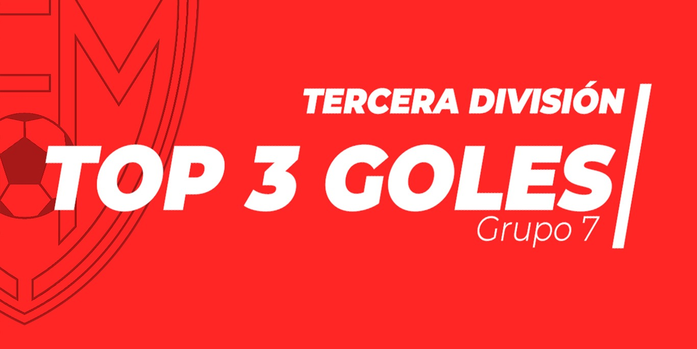 VÍDEO - Vota al mejor gol de Tercera División (Grupo 7) - Jornada 13 - Temporada 2020-2021