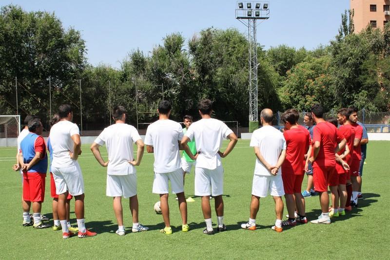 55afcf0e4449f Federación Fútbol de Madrid-La Escuela de Entrenadores incentiva la ...