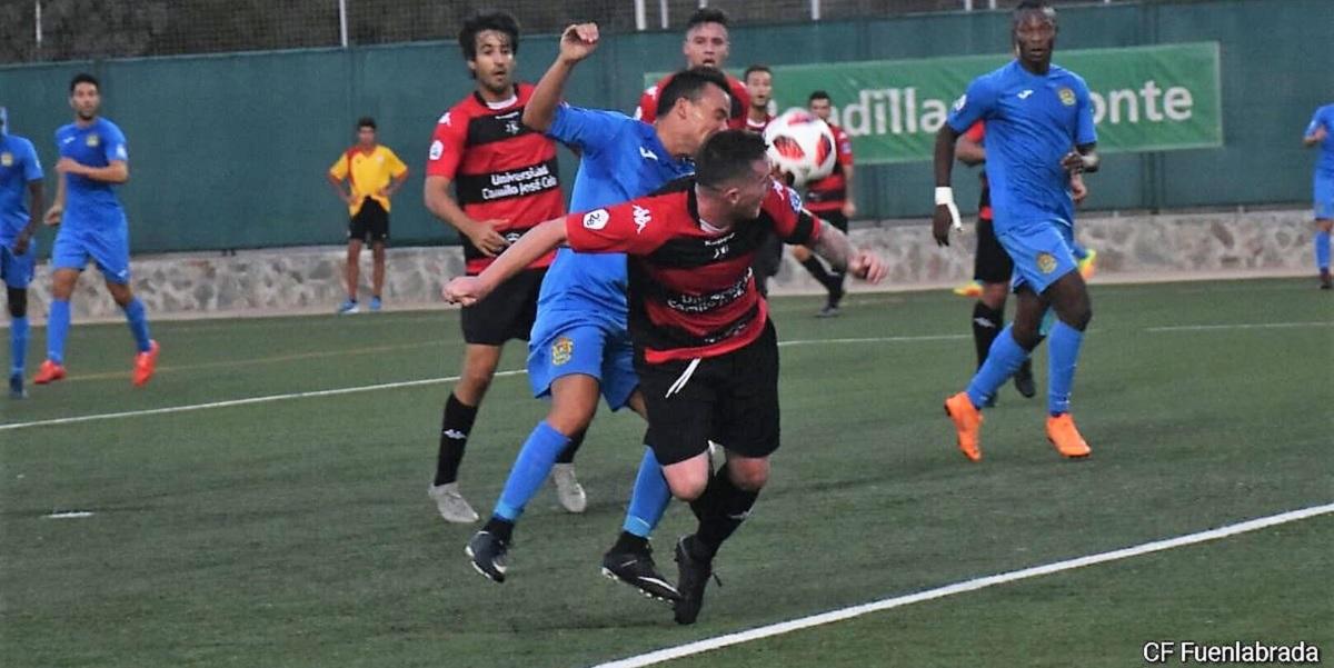 El Fuenlabrada sigue adelante en la Copa trás épico partido ante el  Internacional a2290bff67b93