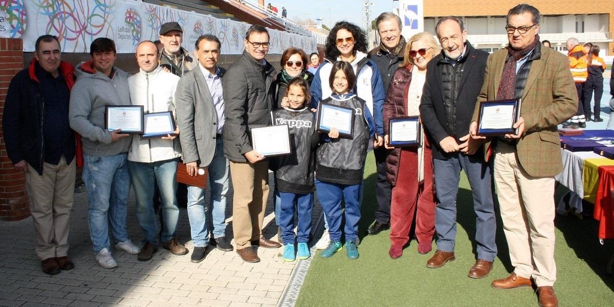 Agradecimiento de la RFFM a clubes y Ayuntamiento de Las Rozas en el  Nacional femenino ba8dfe6a75f67