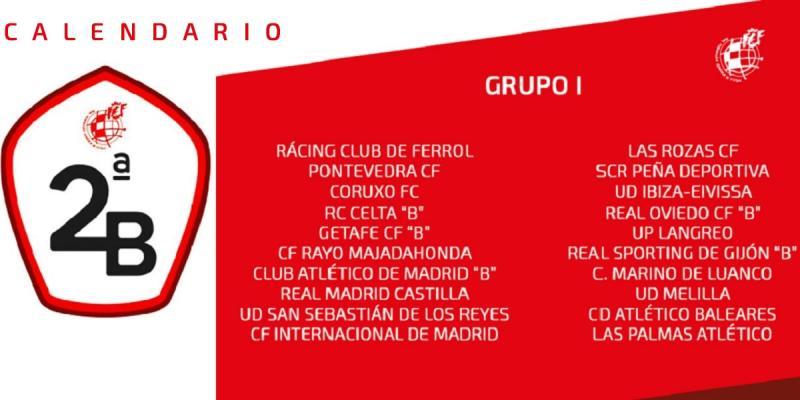 Calendario Liga Segunda.Federacion Futbol De Madrid Nuestros Siete Equipos Madrilenos De